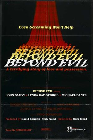 beyond evil the internet movie plane database