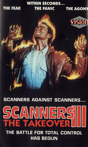 Scanners III: The Takeover movie