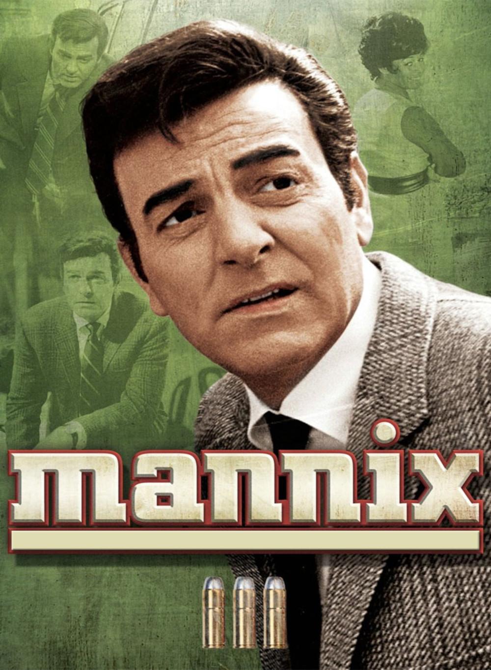 Mannix Green Car Tv Show