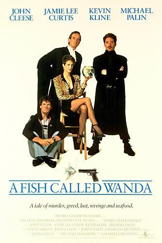 kevin kline in the movie a fish called wanda A fish called wanda (1988) mistakes and goofs, plus trivia, quotes, pictures   kevin kline and jamie lee curtis get together in a little flat and kline calls the.