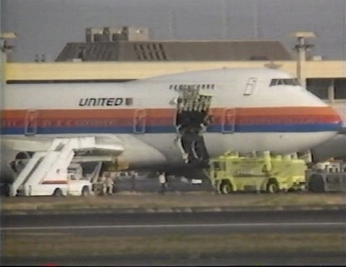 Air Disasters - The Internet Movie Plane Database United Airlines Flight 811 Human Remains