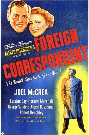 foreign correspondent the internet movie plane database