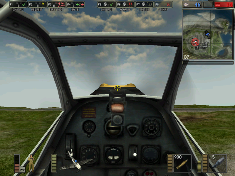 File:BF1942 Bf109 cockpit.png